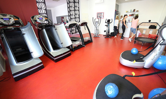 Dámské fitness Red Fit Praha 9