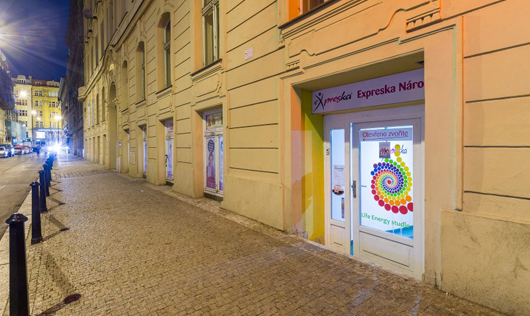 Expreska Praha Nové Město - zavřeno