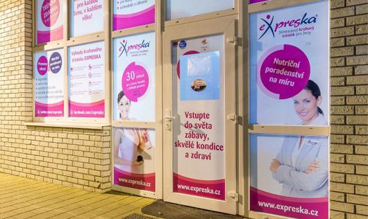 Expreska Praha Strašnice - zavřeno