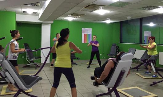 Fit Curves fitness Praha 3