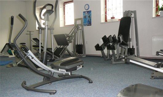 Fit plus Relax fitness Ostrava