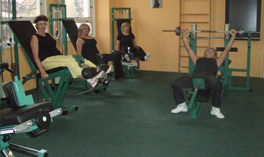 Fitness AB