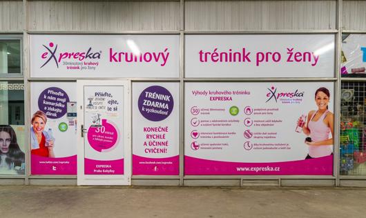 Expreska Praha Kobylisy