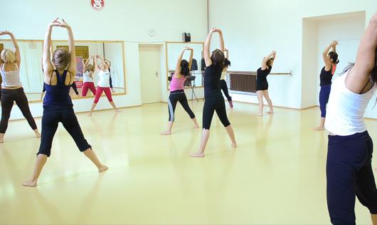 Fitness studio Fascinace Praha