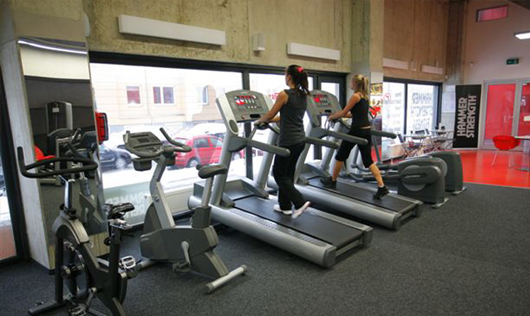 Hammer Strength Fitness Praha