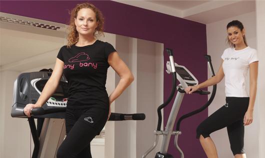 Hany Bany fitness Pardubice