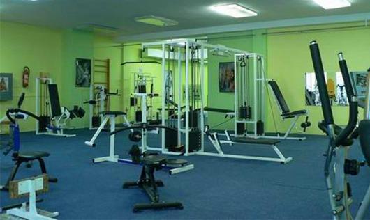 Lady fitness studio Pardubice
