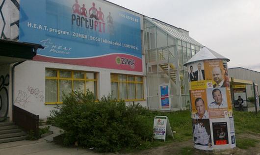 Party fit Praha 8 Karlín