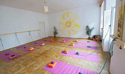 Spiral Yoga Praha 1