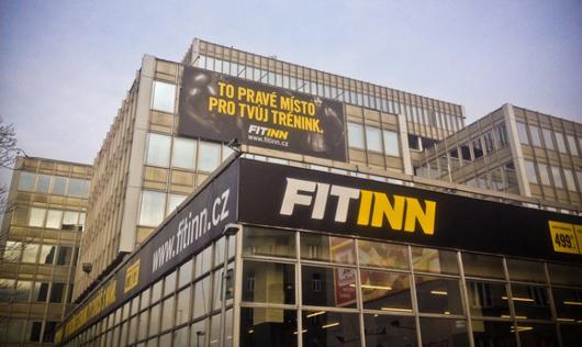 Fit Inn fitness Praha