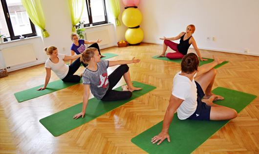 Yoga pilates studio Praha 1