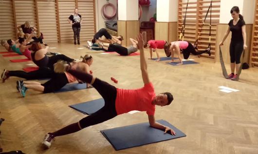 Šik fitness pro ženy Hlučín