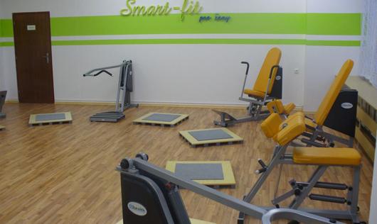 SmartFit fitness Tábor